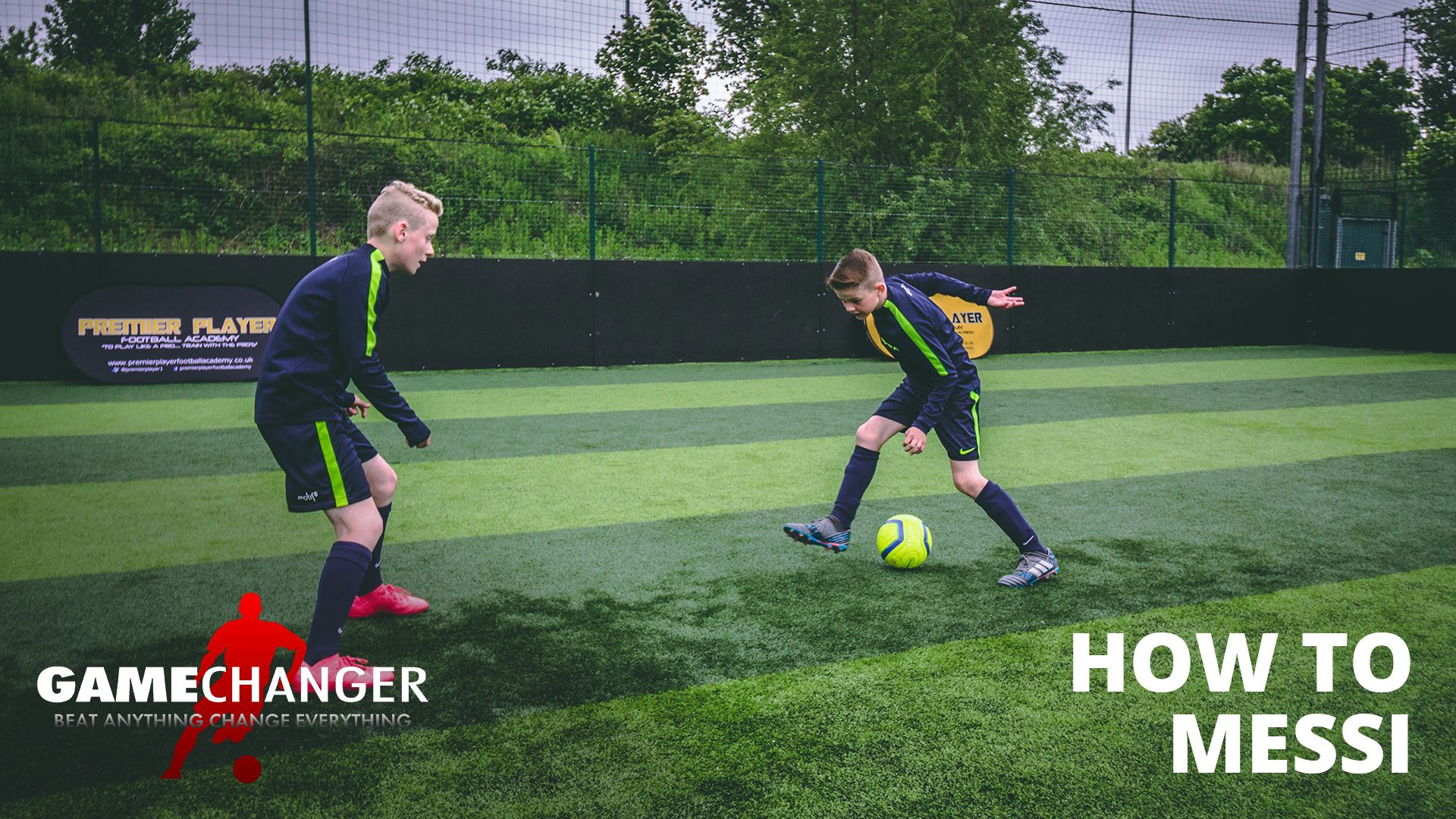 Premier Player Football Academy: Football Skills
